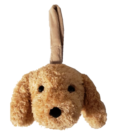 Cockapoo - Plush Bag Dispenser