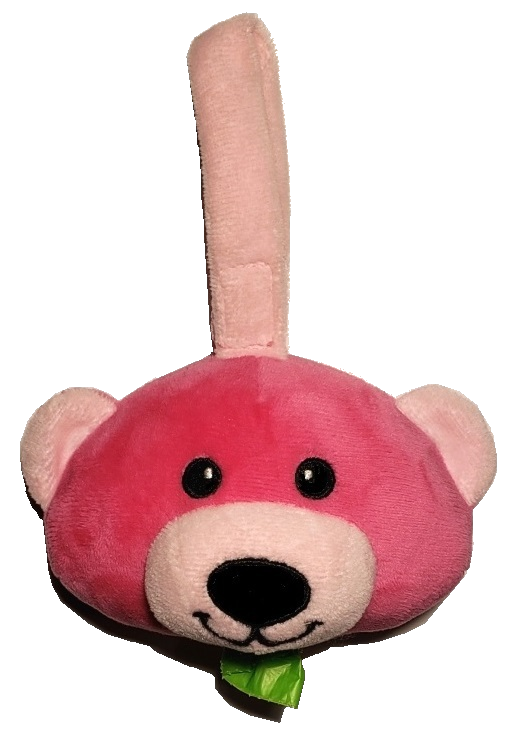 Pink-a-Boo - Bag Dispenser - Click for Info