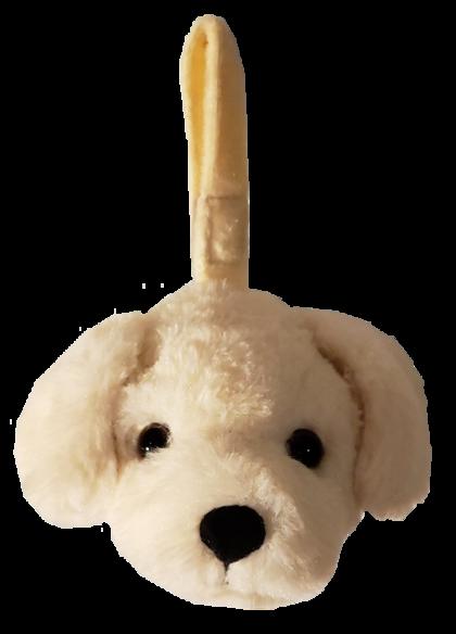 Labrador - Plush Bag Dispenser