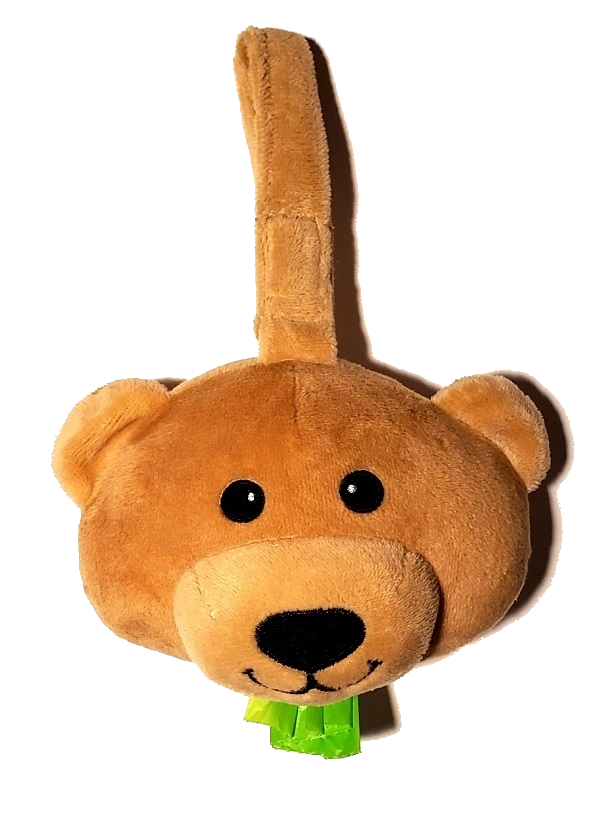 Teddy - Bag Dispenser - Click for Info